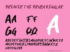 Breaker The Brush