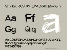 Stroke(RUS BY LYAJKA)