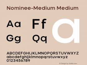 Nominee-Medium