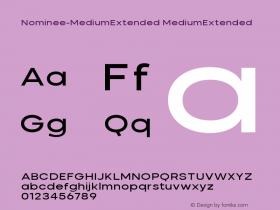 Nominee-MediumExtended
