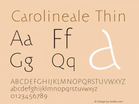 Carolineale