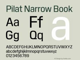 Pilat Narrow