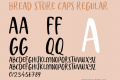 Bread Store Caps