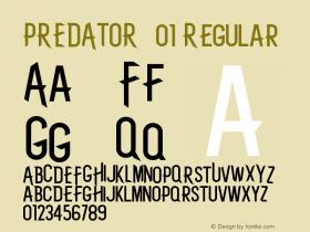 PREDATOR-01