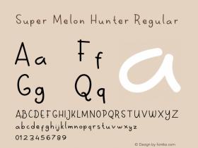 Super Melon Hunter