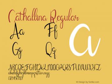 Cathallina