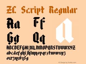 ZC Script
