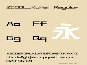 ZCOOL_KuHei