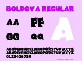 Boldova