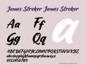 James Stroker
