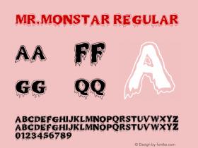MR.MONSTAR