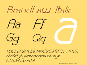 BrandLaw