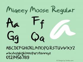 Miqeey Moose