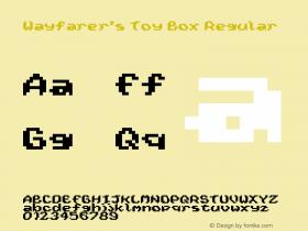 Wayfarer's Toy Box