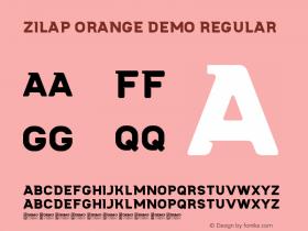 Zilap Orange DEMO