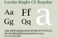 Lucida Bright CE
