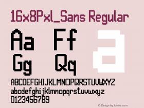 16x8Pxl_Sans