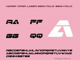 Hyper Viper Laser Semi-Italic