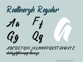 Redlineryh