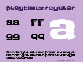 Playtimes