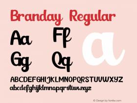 Branday