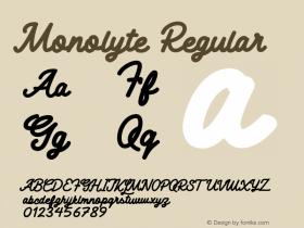 Monolyte