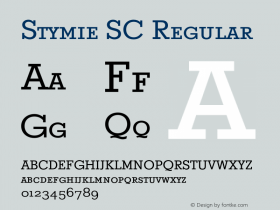Stymie SC
