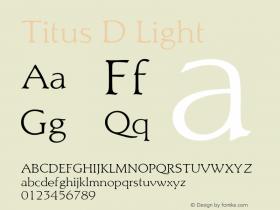 Titus D