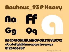 Bauhaus_93 P