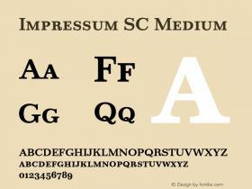 Impressum SC