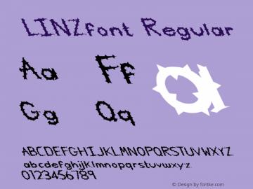 LINZfont