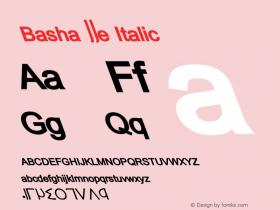 Basha 11e