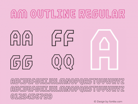 AM OUTLINE