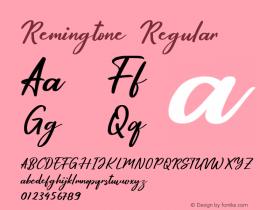 Remingtone
