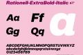 Rationell-ExtraBold-Italic