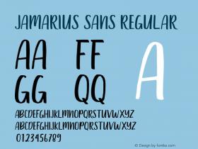 Jamarius Sans