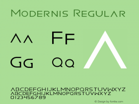 Modernis