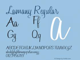 Lamany