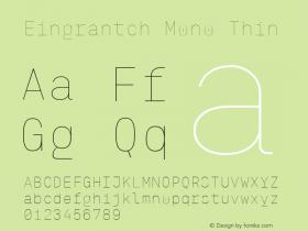 Eingrantch Mono