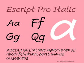 Escript Pro