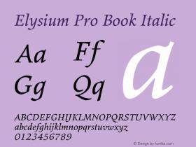 Elysium Pro