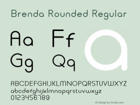 Brenda Rounded