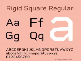 Rigid Square