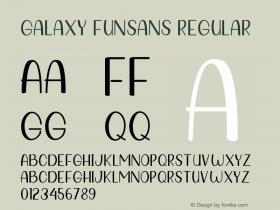 Galaxy Funsans