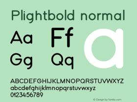 Plightbold