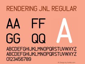 Rendering JNL