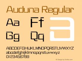 Auduna