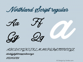 Northland Script