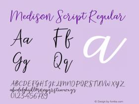 Medison Script
