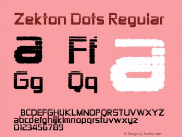 Zekton Dots